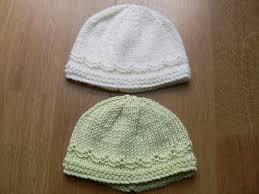 Newborn Knit Hat Pattern Unique Inspiration Ideas