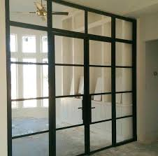 of glass delivers beautiful steel sliding doors from his series to fixer upper and windows