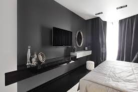 Wall Mounted Tv Frame Bedroom Fancy Design Ideas Of Modern Bedroom Color Scheme With