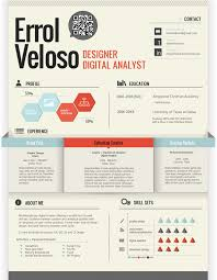 Resume by Errol Veloso