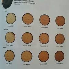 24 Thorough Arbonne Foundation Color Chart