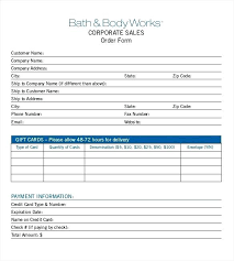 Sales Order Template Sales Order Format In Quickbooks