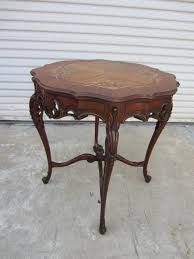 attractive antique accent table best ideas about half moon table on pertaining to antique accent table