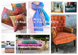This channel is about interior decoration tips. Ideas To Reuse Old Sarees Fun And Food Cafe