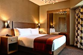 One Bedroom Suite New York Hotel Accommodations The Roxy Hotel