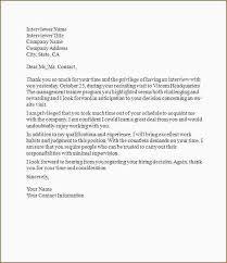 Thank Interview Letter - Kleo.beachfix.co