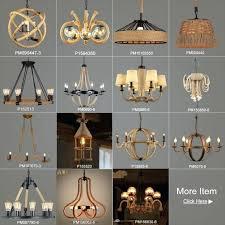 battery chandelier