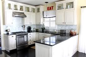 White Kitchen Cabinet Designs Design White Sleek Kitchen Cabinet Chrome Range Hood Small
