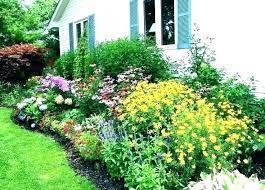 perennial garden layout planner flower plans striking design ideas small best