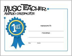 Free Music Certificates - East.keywesthideaways.co