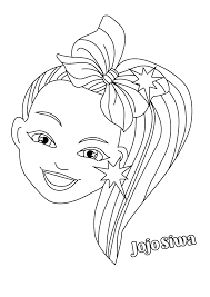 Facebook is showing information to help you better understand the purpose of a page. Jojo Siwa Coloring Pages