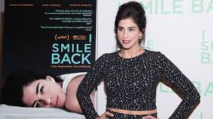 sarah silverman opens up about depression in glamour essay silverman was nervous to portray laney brooks and re her own time battling depression