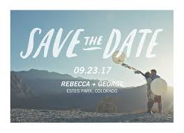 Save The Dates Wedding When To Send Save The Dates Wording Etiquette Guide