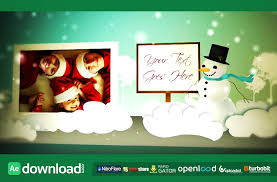 Popup Book Template Holiday Pop Up Book Fluxvfx Template Free After Effects