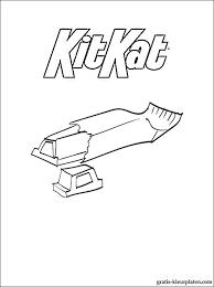Kitkat Kleurplaten Gratis Kleurplaten