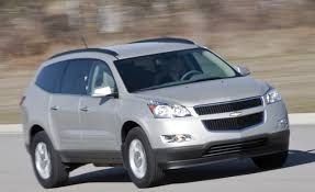 2010 Chevrolet Traverse LT FWD | Short Take Road Test | Reviews ...