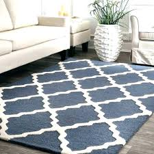 peaceful trellis rug wool hand hooked nuloom handmade