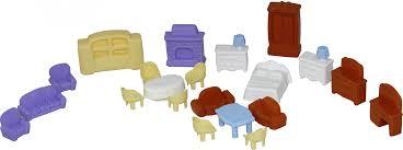 <b>Набор мебели для</b> кукол №5 (21 элемент в пакете) - купить в ...