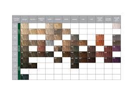 Essensity Colour Chart Essensity Color Product Range