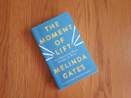 inkl - 3 Simple Insights Melinda Gates Shared At The Moment Of Lift Book  Talk In London - Forbes