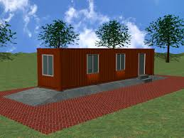Cargo Box Homes How To Make A Cargo Container Shelter 9 Steps With Pictures