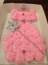 Cookie Dreams Cookie Co Cupcake Pullapart CakePull Apart Baby Shower Cupcakes