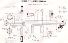 suzuki ts engine diagram suzuki wiring diagrams