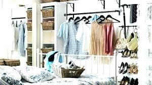 Bedroom Open Closet Ideas Closet Ideas Modern Open Original Shelves