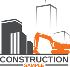 Construction sample Logo Vector (.EPS) Free Download