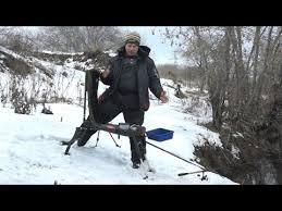 <b>Кресло рыболовное Norfin BOSTON</b> NF с обвесами - YouTube