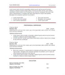 Smallest font for resume printable bold used resumes name adorable