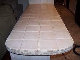 putting tiling over laminate countertop