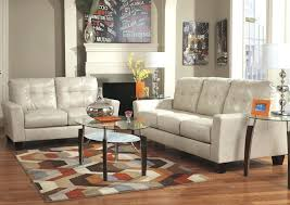Taupe Sofa Leather Bed Couch Living Room