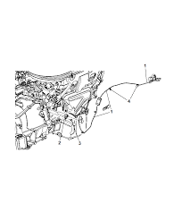 2014 chrysler town country engine cylinder block heater diagram i2302254