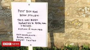 Royal Mail <b>post box</b> thefts reported in Peterborough area - BBC News