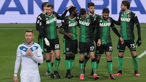Sassuolo become first Serie A club to announce return to training