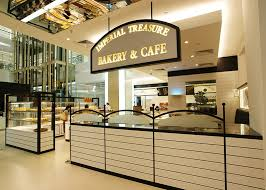 Cafe Restaurant Interior Design Singapore Award Winning