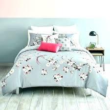 orange and grey bedding set blue queen comforter light pink euphoria b