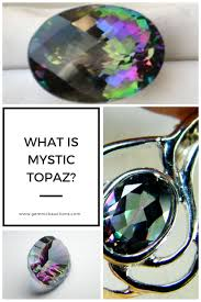 Northern Lights Stone Alaska What Is Mystic Topaz And How To Care For It Gem Rock Auctions