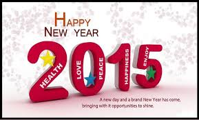 2015 New Year Wishes Quotes