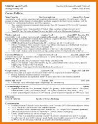 Football Coaching Resume Template Football Coach Resume Template Lovely 11 12 High School
