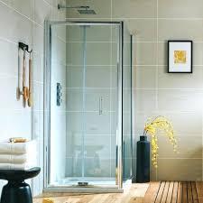how to clean shower door frame harbour easy clean bi fold shower door optional side panel how to clean shower door