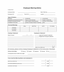 14 Employee Notice Template This Is Charlietrotter