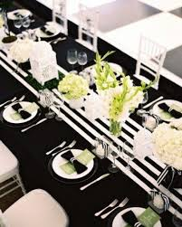 Wonderful Black And White Wedding Table Settings 15 About Remodel Rent  Tables And Chairs For Wedding with Black And White Wedding Table Settings