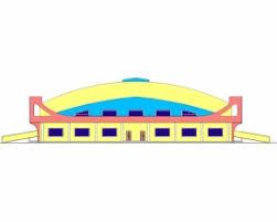 Скачать бесплатно дипломный проект ПГС Диплом № Торгово  Диплом №1068 Торгово выставочный павильон для легковых автомобилей в г Курск