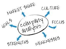 Company Analysis Company analysis chart stock illustration Illustration of business 2