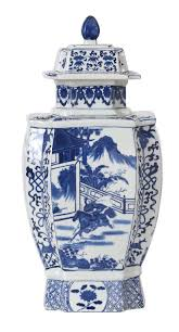 Chinoiserie Design On Pottery And Porcelain Soochow Temple Jar Chinoiserie Vases Dering Hall