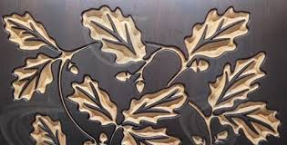 carved wooden wall panels wood art