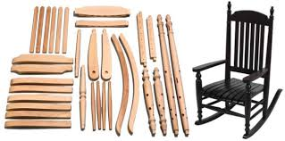 chair kits. rocking chair kits converting ordinary done different ways rocker step made handcrafted product nice quality round barrel wooden logs replacing c