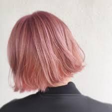 女子力アップの魔法のカラーピンクアッシュでモテ髪にチェンジhair
